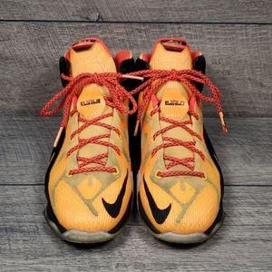 Nike LeBron XII 12 GS Witness Youth 6 Women's 7½